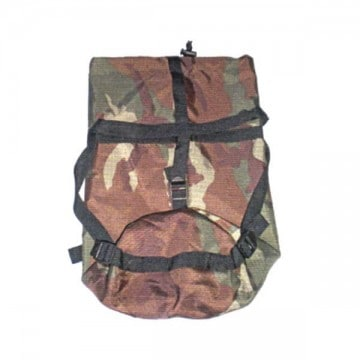 Reducing sleeve bag. Type cuadrille camo. Small.