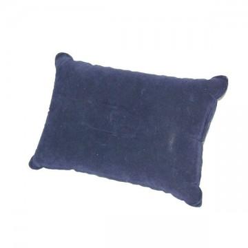 Almohada hinchable para viajes o acampada.