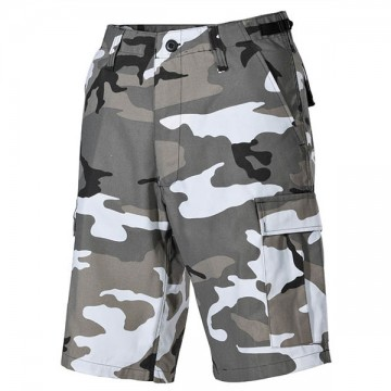 Pantalón corto M65 URBAN CAMO modelo 6 bolsillos