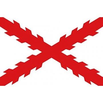 Bandera de Borgoña Imperio Español