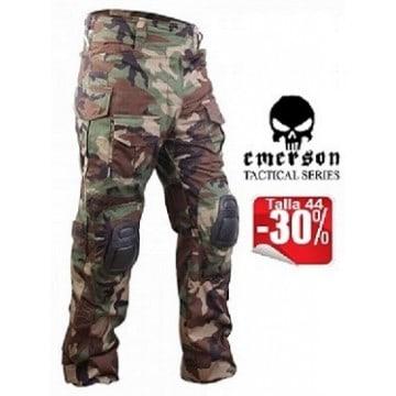 Pantalones tácticos Gen3 Emerson en Woodland