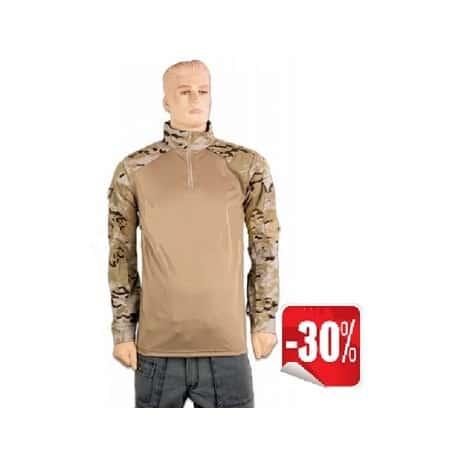 Camiseta Guerrera Tactica Arido Pixelado