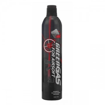 Botella Green Gas PUFF DINO 600 Ml.