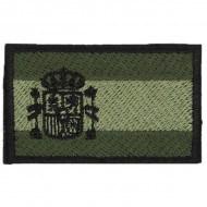 Parche Bordado de Bandera de España en OD (Pequeño)
