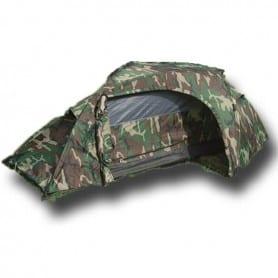 MIL-TEC tent of Khaki color.