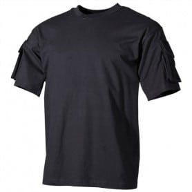 Camiseta Táctica Urbana Negra