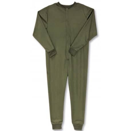 Pijama térmico Verde OD