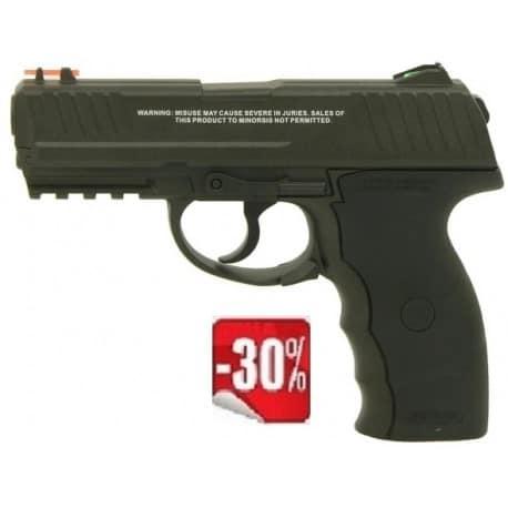 Pistola WG - W3000 - 4.5mm - CO2 color gris