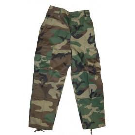 Pantalones militares M65 de MILTEC en CAMO para niño
