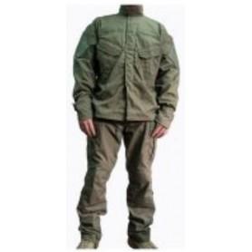Uniforme militar en camuflaje Multicam Negro