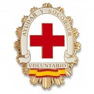 Placa para Cartera de la Cruz Roja