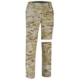 Pantalon militar Arido Pixelado desmontable