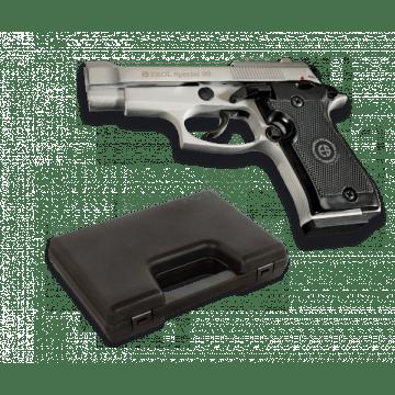 Pistola de detonación, réplica de Special 99, de la marca Ekol. Silver