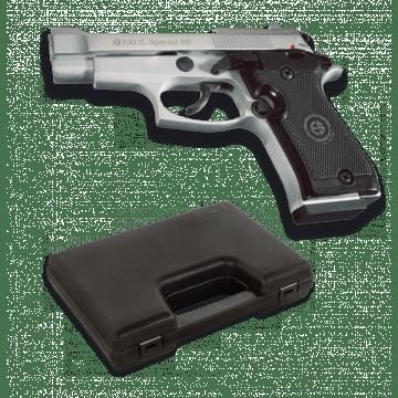 Pistola de detonación, réplica de Special 99, de la marca Ekol. Satén