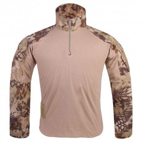 Camiseta Combat GEN3 en camuflaje Kryptek HighlanderOFERTA