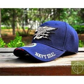 Gorra de los Navy Seal, Azul