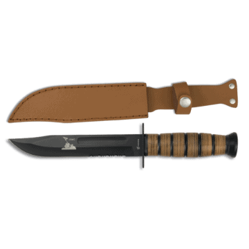 Albainox survival knife, model USCM