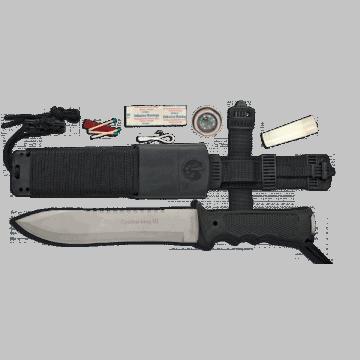 Cuchillo Albainox de supervivencia, modelo COMBAT KING III