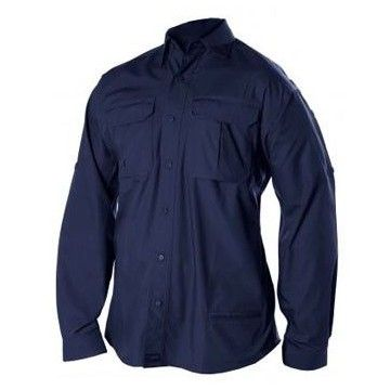 CAMISA TACTICAL BLACKHAWK. BLUE