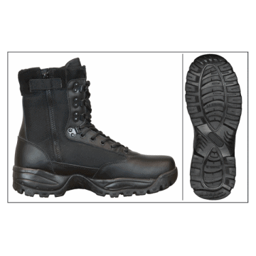 BARBARIC tactical boots with Thinsulate system