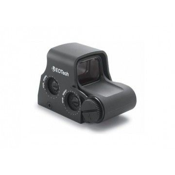 III of great quality, EOTech holographic display