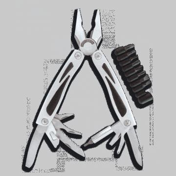 Alicate multiusos modelo de 16,50cm marca Albainox. 18 Usos Distintos. Con funda