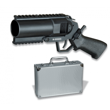 Airsoft grenade launcher.Weapon LAUNCHER to 35726