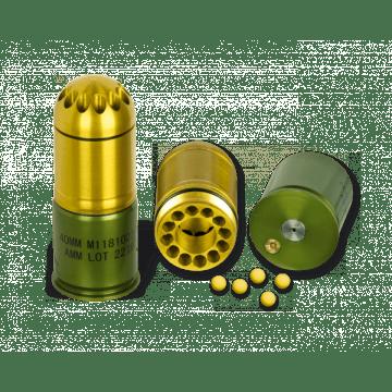 Granada de Airsoft/cartucho de gas para arma 001C136P00001 Airsoft