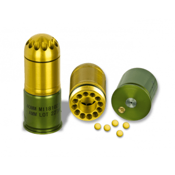001C136P00001 Airsoft Gun gas Airsoft/cartridge grenade