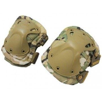 Rodilleras militares de la marca Emerson. ATKS