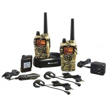 Midland G7 walkie talkie Camo
