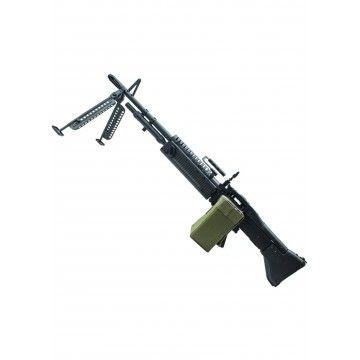 Arma eléctria de apoyo AEG MK60 VIET, de la marca A&K