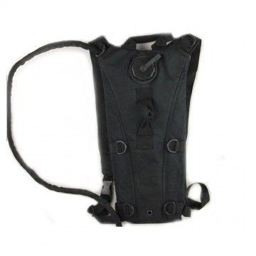 Camelbak con bolsa de agua. Black