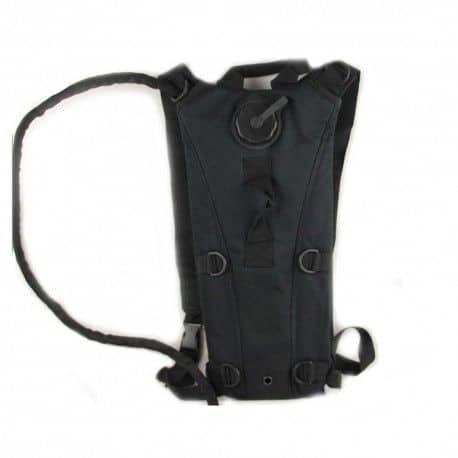Camelbak water bag. Black