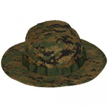 Gorro militar de la marca EMERSON. Woodland digital