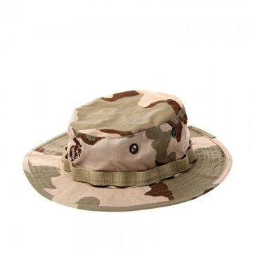 Gorro militar de la marca EMERSON. Multicam