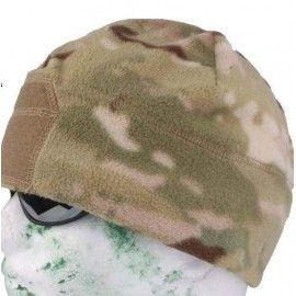 Gorro militar con velcro de la marca Emerson. Central multicam