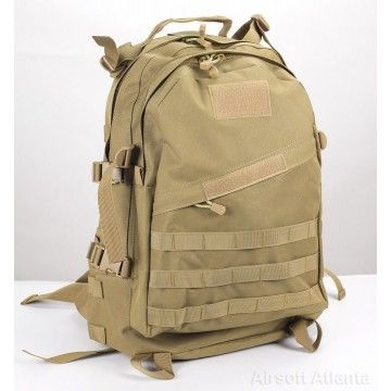 "Backpack ""3 days"" of the brand Delta Tactics tactics. SO"