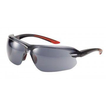 Protection, brand sunglasses Bollé, model IRI-S. Dark