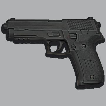 Pistola Eléctrica de Airsoft marca Cyma CM122