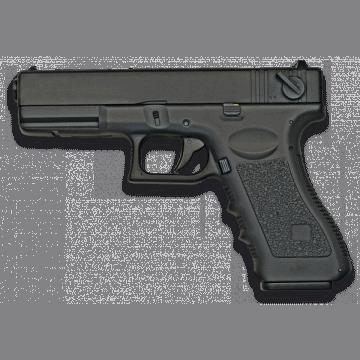 Pistola Eléctrica de Airsoft marca Cyma CM030