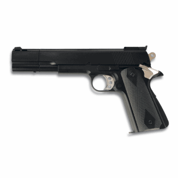 Pistola. GAS. Negra. 6 mm. HFC