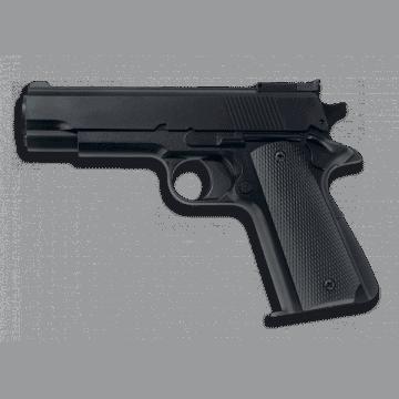 Pistola. GAS. Negra. 6 mm. HFC