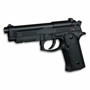 Pistola STTI convertible de Gas a CO2