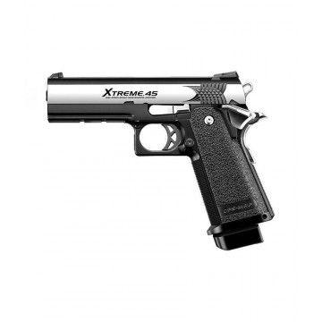 Pistola de Gas de la marca Tokyo Marui, modelo HI-Capa Xtreme