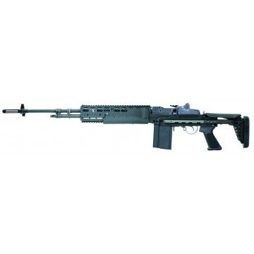 Sniper rifle model brand Classic Army M14 EBR MATCH