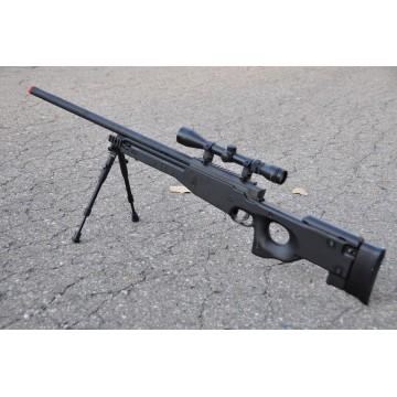 Fusil Sniper modelo MB01C de la marca Well. Black