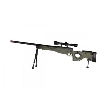 Fusil Sniper modelo MB08D de la marca Well. OD.