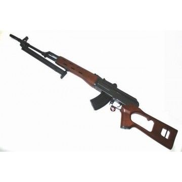 Sniper rifle model A47 SVD-03 J & G brand.