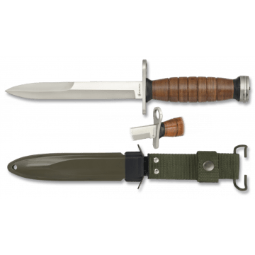 Cuchillo bayoneta Albainox de 30 cm de largo